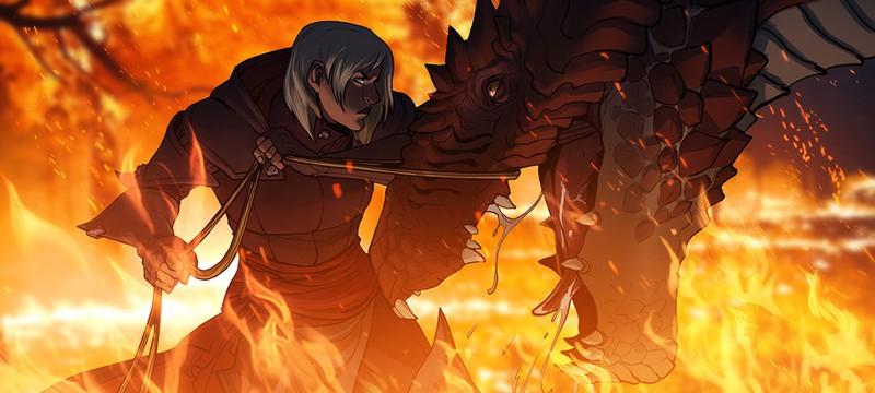 Создатель Dragon Age анонсирует новую игру в октябре