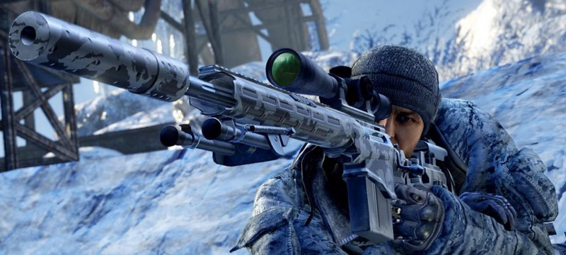 Колчаковская Гавань в новом геймплее Sniper: Ghost Warrior Contracts