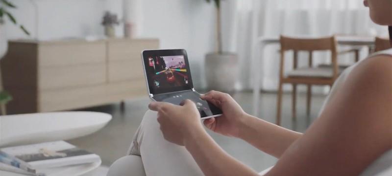 Microsoft анонсировала складной смартфон Surface Duo, релиз в конце 2020