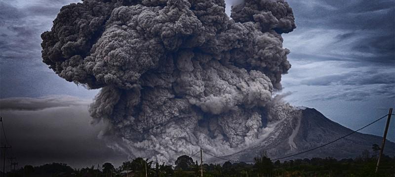 Исследование: Человечество производит углерода больше, чем все вулканы вместе взятые