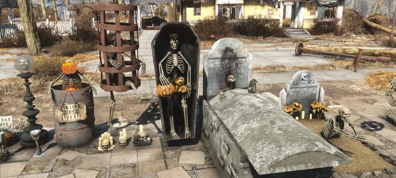Подготовьте свое поселение к Хэллоуину с модом к Fallout 4