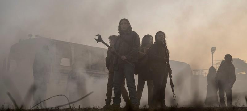 """AMC представил первые кадры нового спин-оффа """"Ходячих мертвецов"""""""
