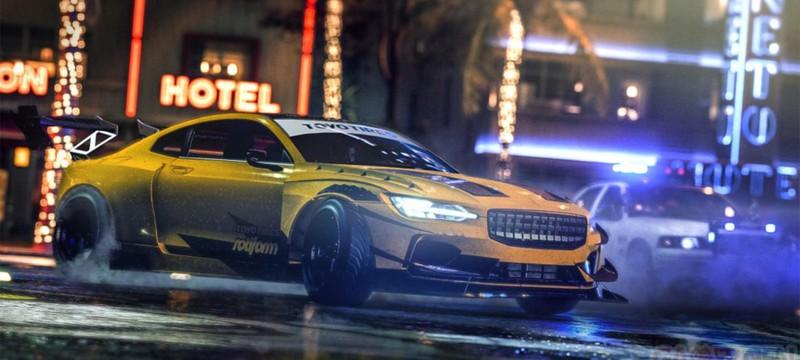 Need for Speed: Heat не потребует постоянного онлайн-подключения