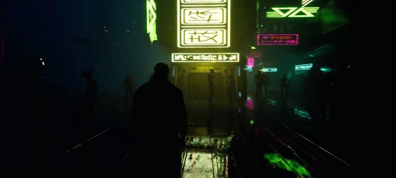 Прототип игры Vigilance выглядит, как смесь Blade Runner и Prey 2