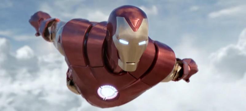 Sony объявила дату выхода Iron Man VR