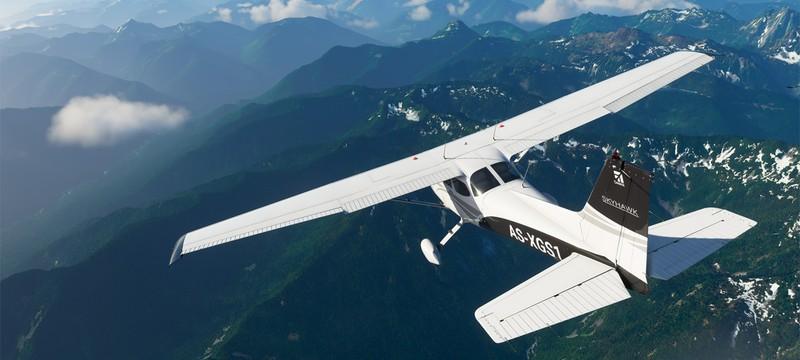 Microsoft Flight Simulator может получить трассировку лучей для большей зрелищности