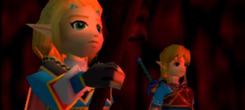 Трейлер The Legend of Zelda: Breath of the Wild 2 воссоздали в стиле игр для Nintendo 64