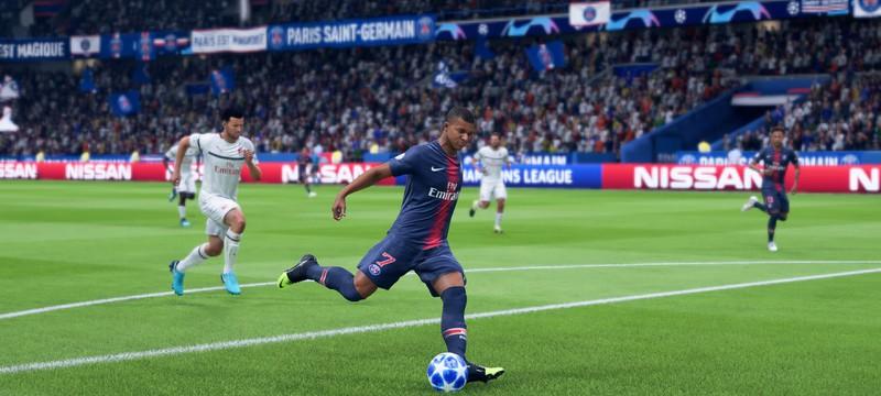 FIFA 20 захватила лидерство в чарте стран EMEAA