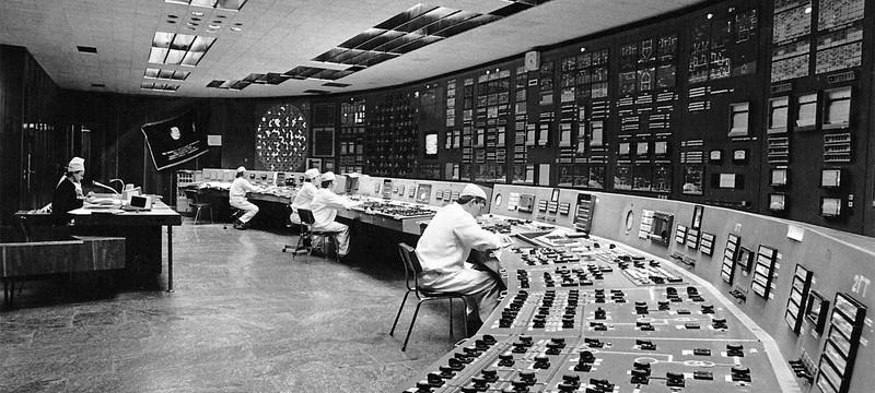 Знаменитая диспетчерская четвертого реактора Чернобыльской АЭС стала доступна для туристов