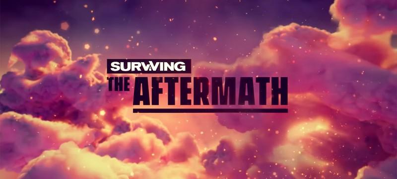 Surviving the Aftermath — постапокалиптическое продолжение Surviving Mars