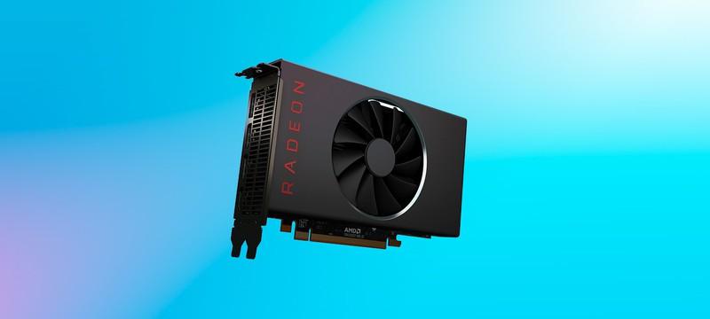 AMD официально анонсировала линейку видеокарт начального уровня Radeon RX 5500