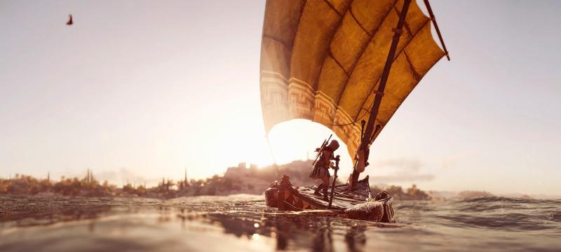Разработчик Assassin's Creed Odyssey до последнего не верил в Google Stadia, пока не запустил на ней DOOM