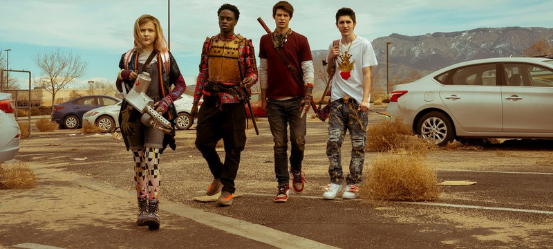 Гули, школьники и солнечная Калифорния в новом трейлере постапокалиптического комедийного шоу Daybreak