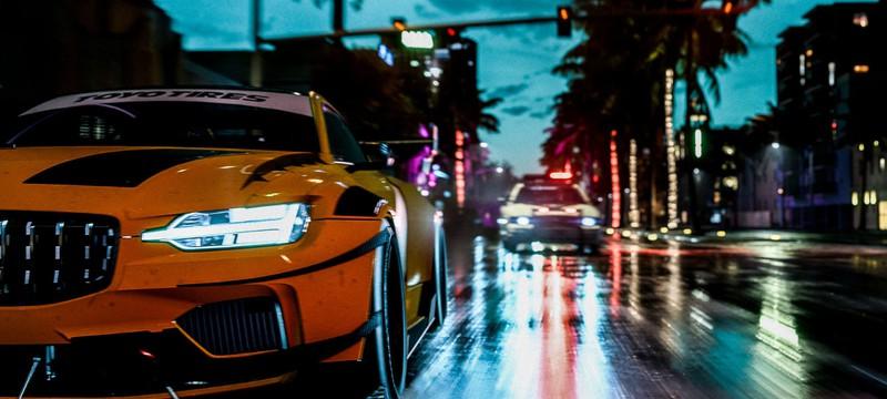 Утечка: карта игрового мира Need For Speed: Heat
