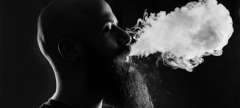 Исследование: Курение электронных сигарет с никотином может вызывать рак легких