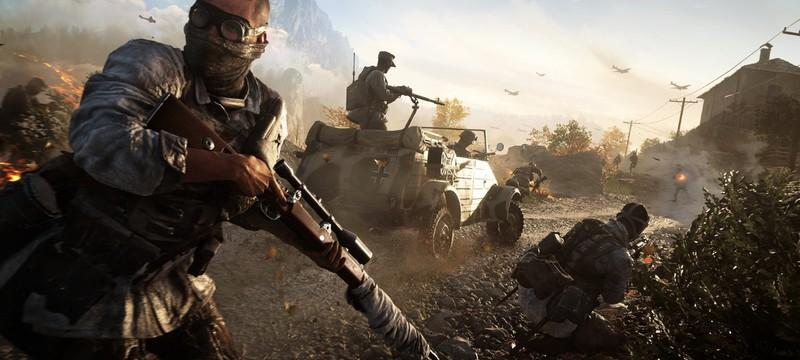 EA анонсировала серию бесплатных выходных Battlefield 5