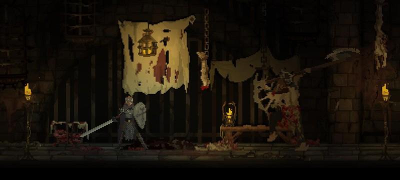 Метроидвания Dark Devotion выйдет на PS4 и Nintendo Switch в октябре