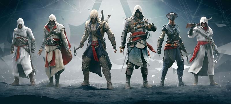 Слух: Следующая часть Assassin's Creed получит подзаголовок Legion