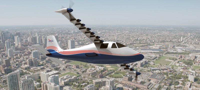 NASA готова к испытаниям своего первого электросамолета