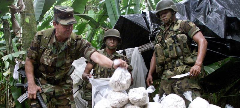 Исследование: война с наркотиками способствует глобальному изменению климата