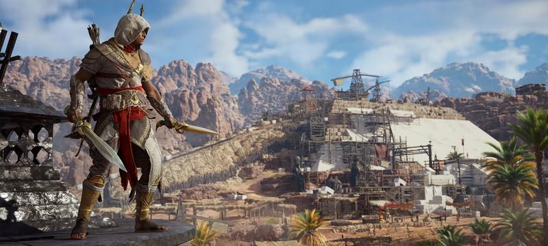 В образовательный режим Assassin's Creed сыграли более 2.3 миллиона игроков