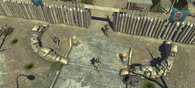 Первые скриншоты расширения Road to Trudograd для Atom RPG