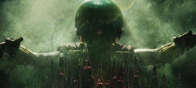 """Арт: Мистерио почти получил собственный Халкбастер в """"Человек-Паук: Вдали от дома"""""""