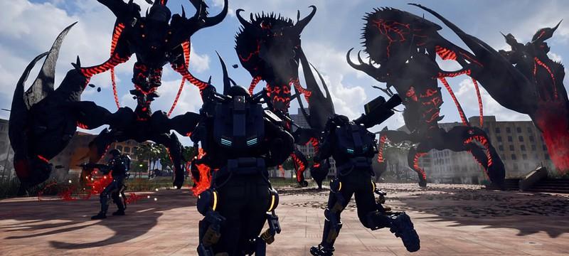 Earth Defense Force: Iron Rain выйдет в Steam уже 15 октября