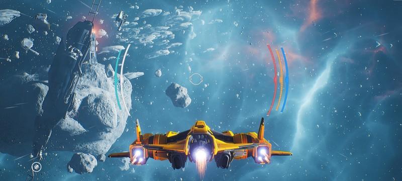 Космические просторы на новых скриншотах Everspace 2