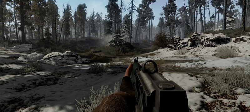 Геймплейный трейлер фанатской игры STALKER: Legacy of Times на CryEngine