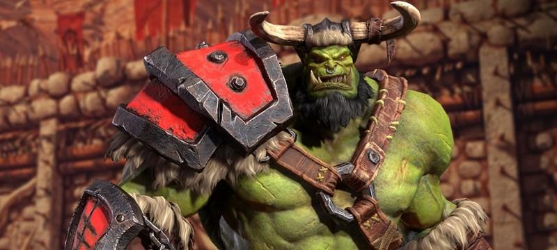 Утечка: 10 минут беты Warcraft 3: Reforged