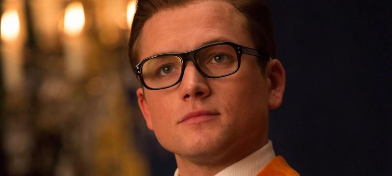Тэрон Эджертон подтвердил, что сценарий триквела Kingsman уже готов