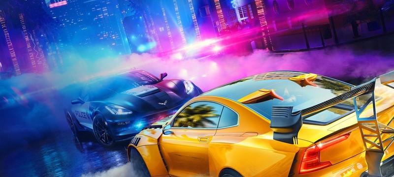 Масса нового геймплея Need for Speed: Heat