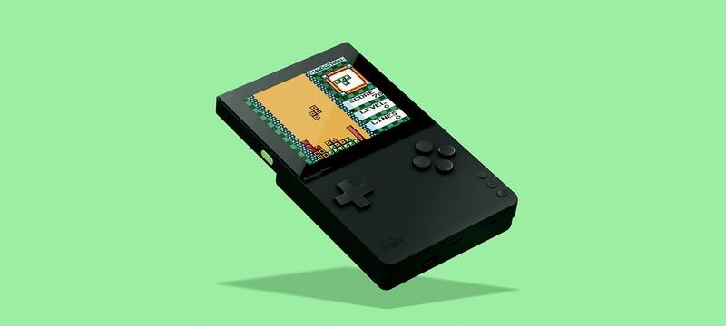 Анонсирована портативная ретро-консоль Pocket для запуска игр Game Boy