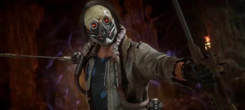 Разработчики Mortal Kombat 11 показали хэллоуинские облики в новом трейлере