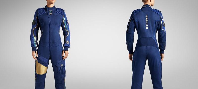 Virgin Galactic и Under Armour представили скафандры для туристических полетов в космос