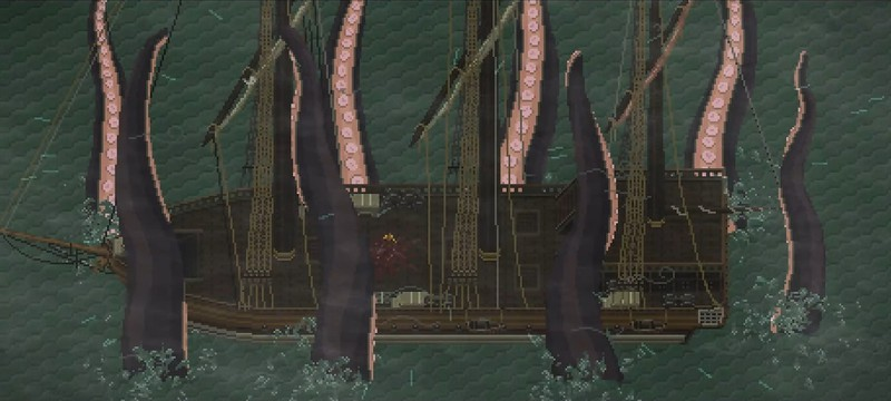 Sea Salt позволит вам стать Дагоном и повелевать существами из произведений Лавкрафта