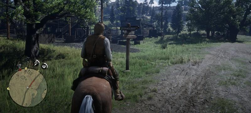 Гайд Red Dead Redemption 2 — расположение золотых слитков
