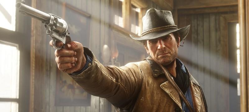 Первое сравнение графики Red Dead Redemption 2 на PC и Xbox One X