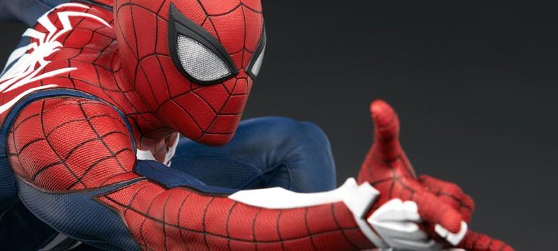 Эта фигурка Человека-паука обойдется в 70 тысяч рублей