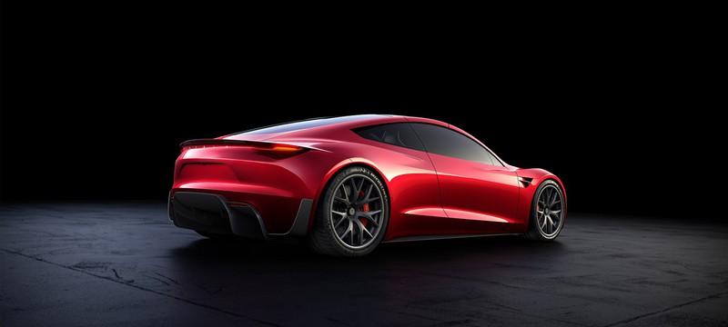 Tesla: Следующий Roadster будет лучше во всех отношениях