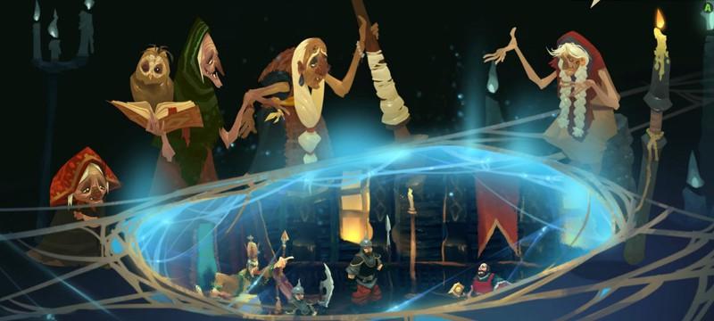 Экшен-RPG в сеттинге славянской мифологии Yaga выйдет в ноябре