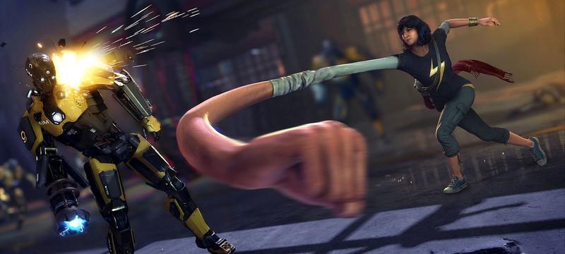 Crystal Dynamics рассказала, почему Камала Хан стала главным протагонистом Marvel's Avengers