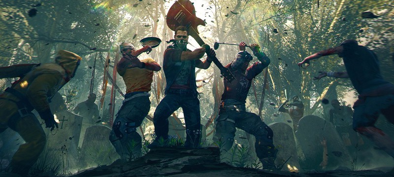 Techland анонсировала кроссовер Dying Light с Left 4 Dead 2