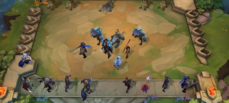 Обновление Rise of the Elements для Teamfight Tactics принесет крупные изменения
