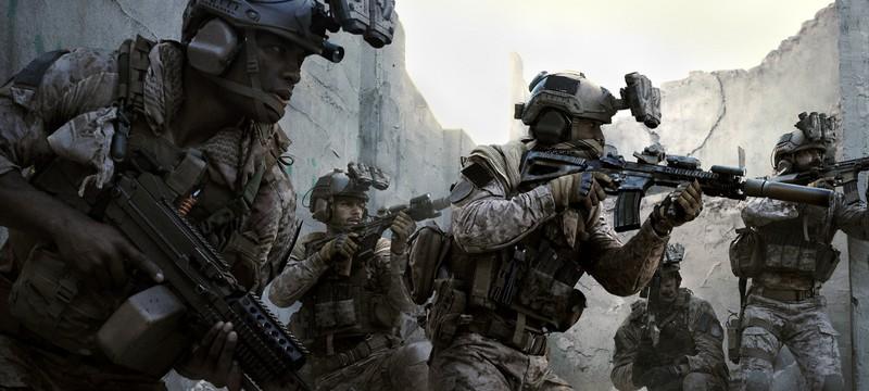 Новый геймплей и подробности Call of Duty: Modern Warfare