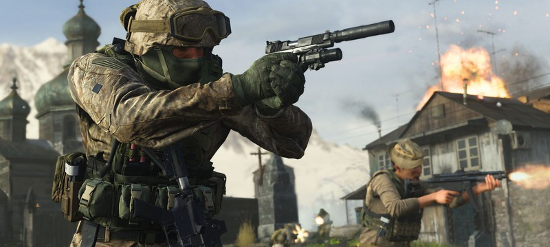 Первые впечатления от Call of Duty: Modern Warfare