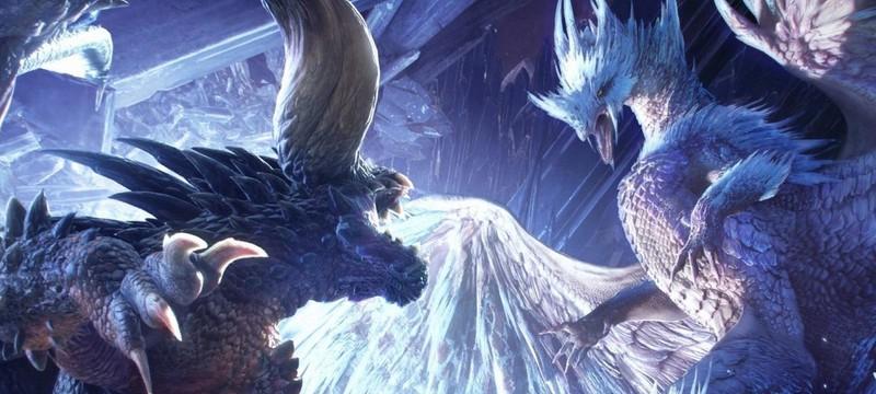 Monster Hunter World: Iceborne выйдет на PC 9 января