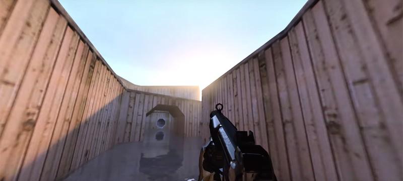 Посмотрите, как выглядит Half-Life с трассировкой лучей в реальном времени