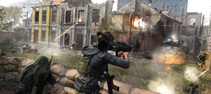 Call of Duty: Modern Warfare страдает от технических проблем